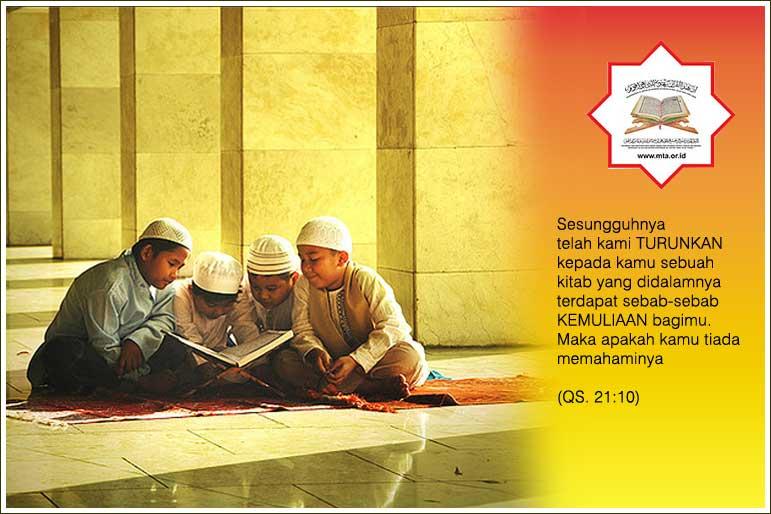 Manusia Sangat Membutuhkan Bimbingan Al-Qur'an dari Allah SWT